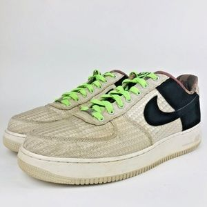 Nike | Air Force 1 Low Camo Weave 13